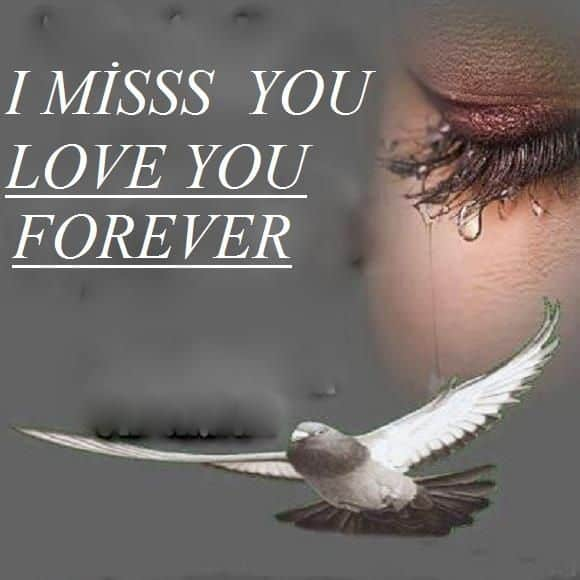 Romantic I Miss You Quote Messages For Him And Her