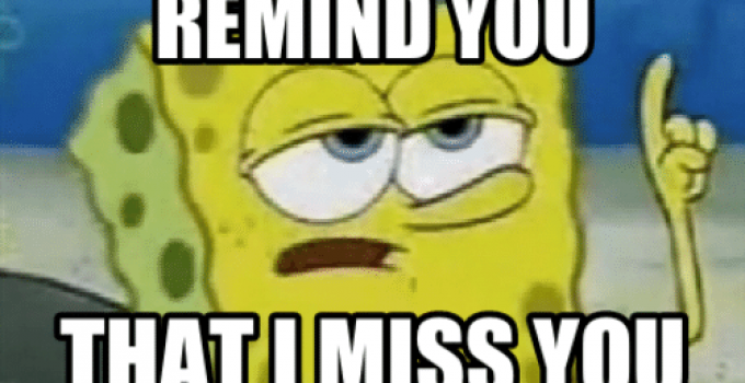 Memes 1 - I Miss You Quotes