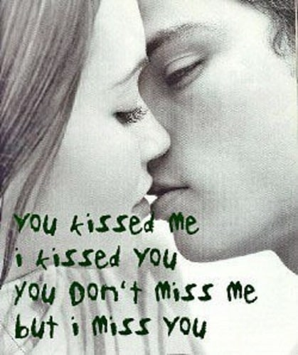 Sweet Misss You Photo With Love Quotes I Miss You Quotes